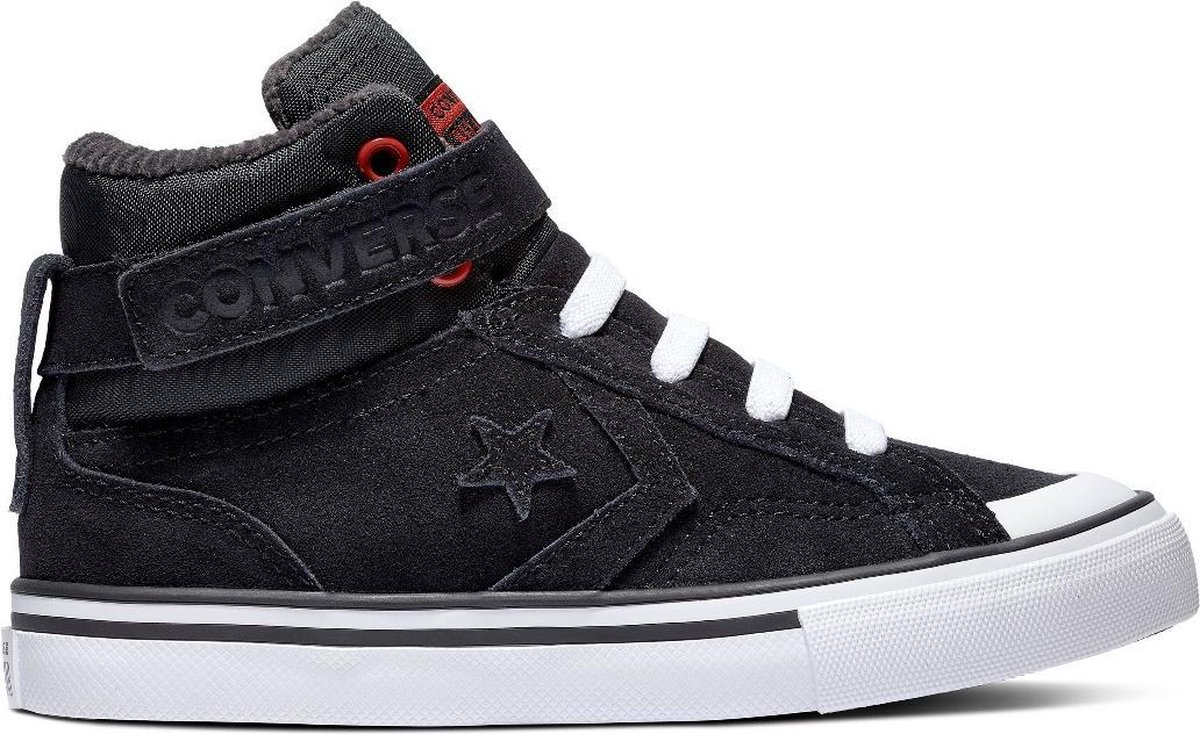 Converse All Stars Space Ride 665277C Zwart Wit Rood 28.5