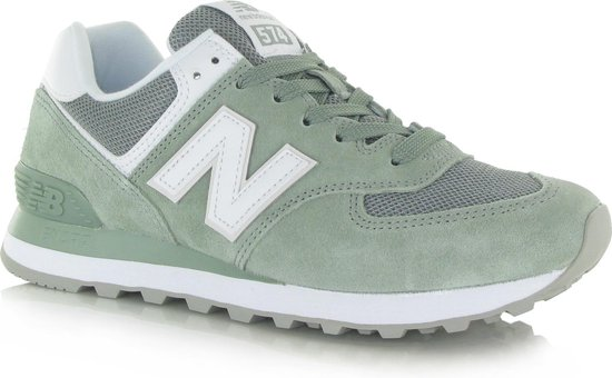 New Balance WL574OAD groen sneakers dames (779401-50 6)