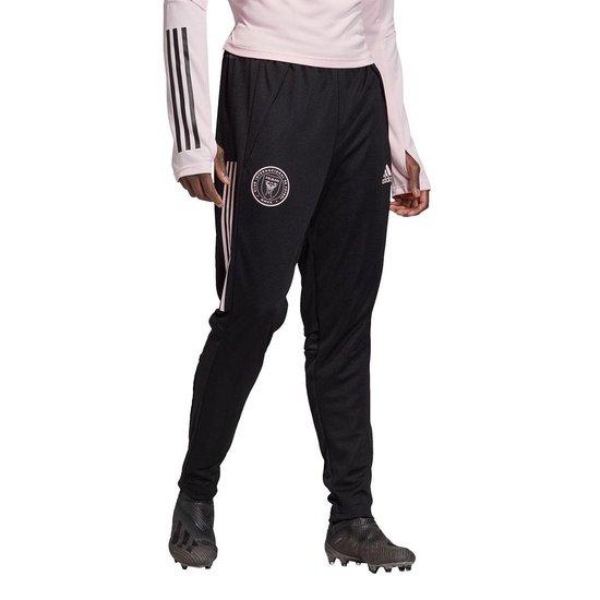 bol.com | ADIDAS Inter Miami FC Trainingsbroek Heren - Zwart ...