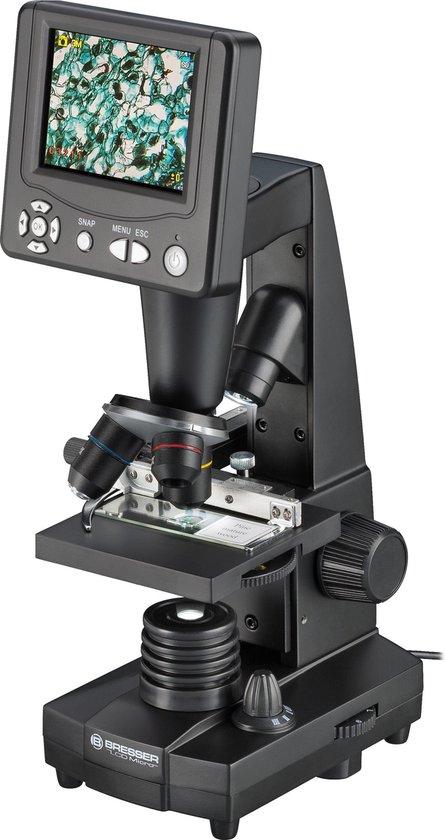 Bresser Microscoop 3.5 Inch LCD 40x - 1600x