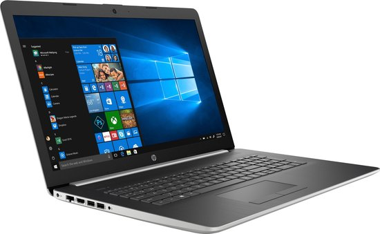 HP 17-by2734nd - Laptop - 17.3 Inch