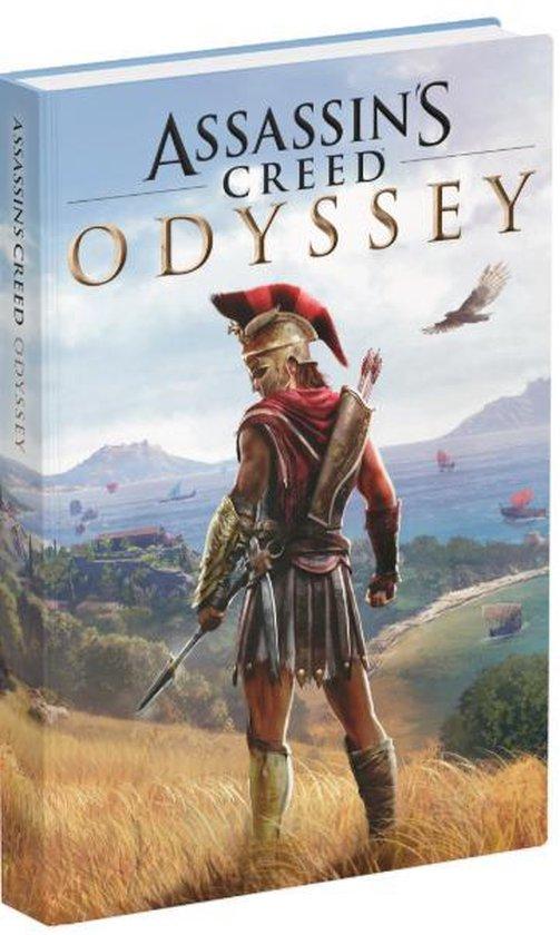 Boek cover Assassins Creed Odyssey van Tim Bogenn (Hardcover)