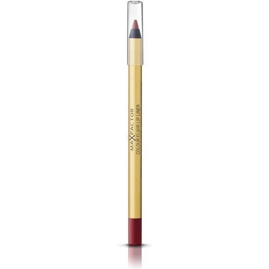 Max Factor Colour Elixir Lip Liner - 012 Red Blush - Max Factor
