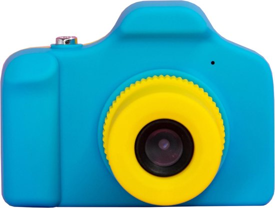 Silvergear Digitale Kindercamera - Blauw - Klein formaat - 1.5 Inch LCD-scherm - 5 Megapixel
