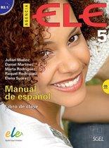 Agencia ELE 5 libro de clase + CD audio