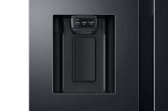 RS68N8221B1/EF - Amerikaanse Koelkast - Zwart