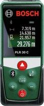 Bosch PLR 30 C Afstandsmeter - Tot 30 meter bereik - Bluetooth