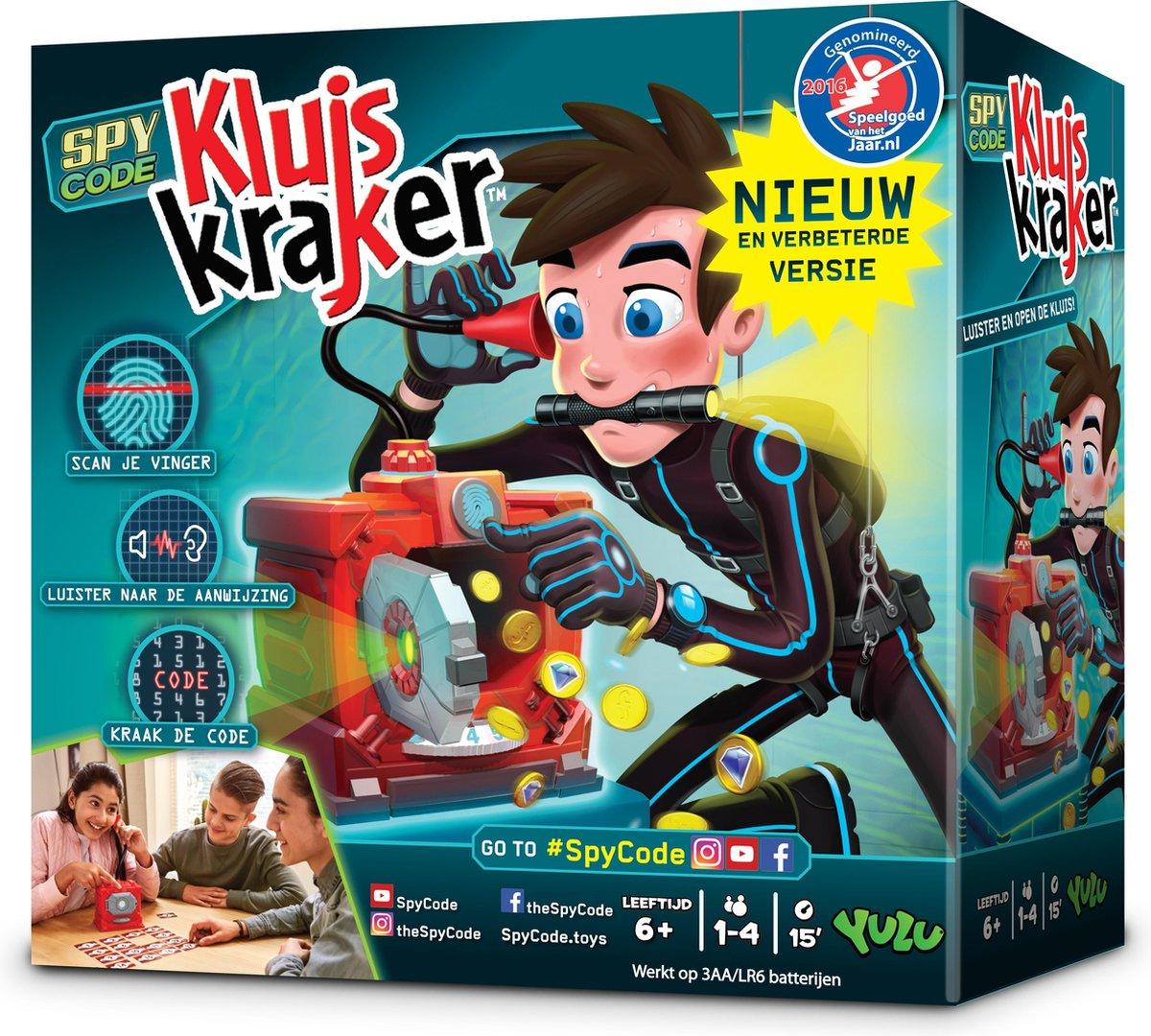 Kluis Kraker - Kinderspel - Yulu