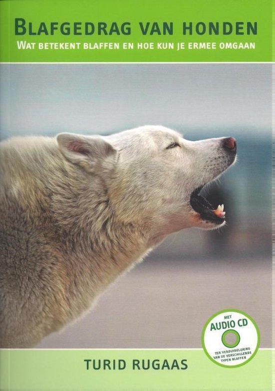 Blafgedrag van honden - Turid Rugaas pdf epub