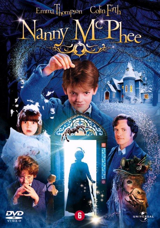 Cover van de film 'Nanny McPhee'