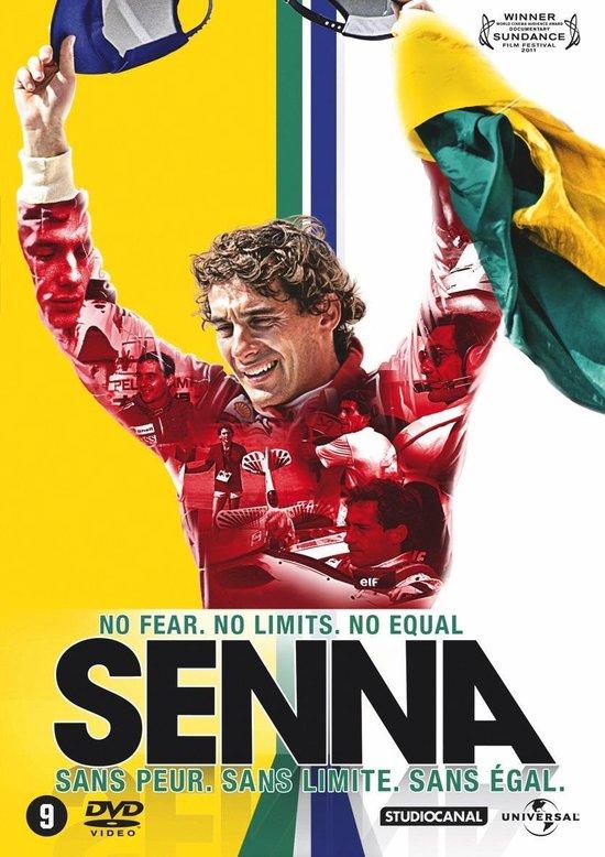 Cover van de film 'Senna'