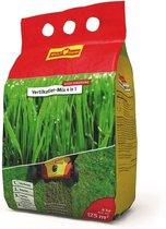 WOLF-Garten verticuteermix V-MIX 125 - kiemgarantie - gebruik na verticuteren - gazon herstel - voor 125m2