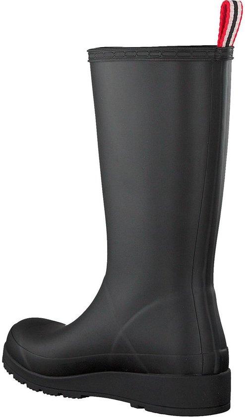 Hunter Dames Regenlaarzen Play Boot Tall Zwart Maat 38