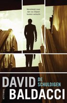 Boek cover Will Robie 4 -   De schuldigen van David Baldacci