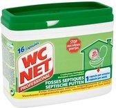 WC NET Professional Activator septische putten - 16 capsules