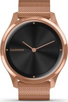 Garmin 010-02241-04 Smartwatch Vivomove - 42 mm - Luxe Rosé mesh