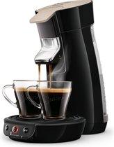 Philips Senseo Viva Café Eco-model HD6562/35 - Koffiepadapparaat - Zwart/Beige