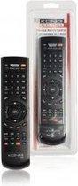 König KN-SMARTPRO10 afstandsbediening IR Draadloos DTC, DTT, DTV, DVD/Blu-ray, DVDR-HDD, PC, TV, TV set-topbox Drukknopen