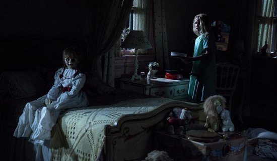 Annabelle 1 t/m 3 (Blu-ray)