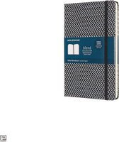 Moleskine Limited Edition-Notitieboek-Blend-19-Large-Gelineerd-Zwart