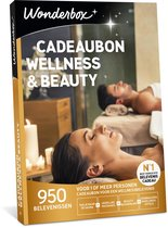 Wonderbox Cadeaubon - Wellness & Beauty