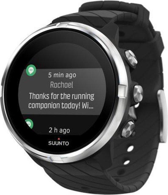 Suunto 9 - Multisporthorloge - GPS - Black