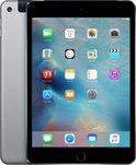 Apple iPad Mini 4 - 7.9 inch - WiFi -128GB - Spacegrijs