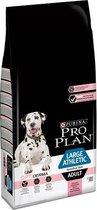Pro Plan Large Athletic Adult Sensitive skin - Hondenvoer Zalm Met Optiderma - 14 kg
