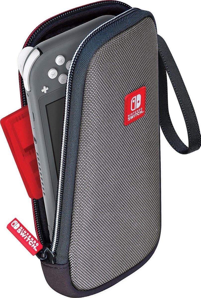Officiële Beschermhoes Case Slim - Nintendo Switch Lite - Grijs