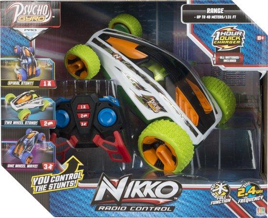 NIKKO Psycho Gyro Groen - Nikko