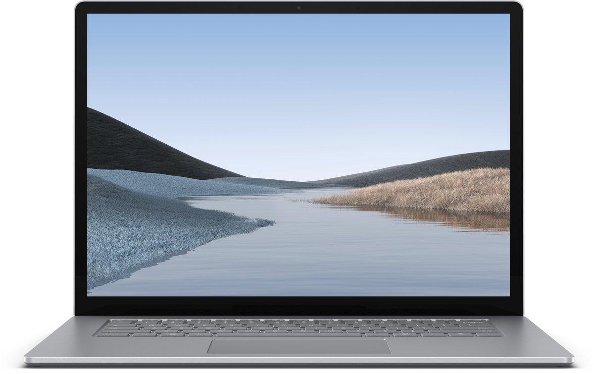 Microsoft Surface Laptop 3 (2019)  – AMD Ryzen 5 – 256 GB – 15 inch – Azerty