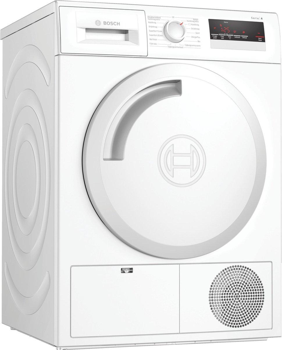 Bosch WTN83202NL – Serie 4 –  Condensdroger