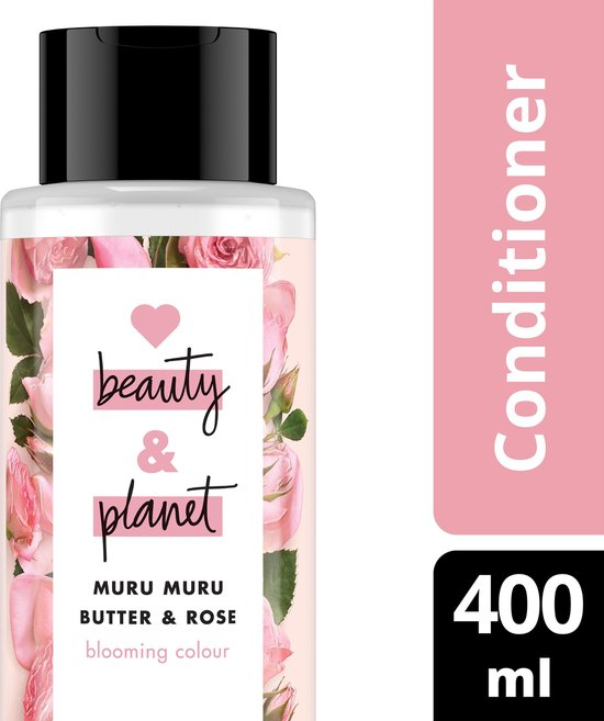 Love Beauty and Planet Conditioner Blooming Colour - 400 ml - Love Beauty and Planet