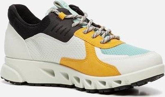 Ecco Multi-vent W Sneakers Geel - Maat 37 nsSZJf