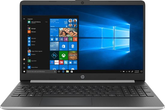 HP 15s-fq1726nd - Laptop - 15.6 Inch