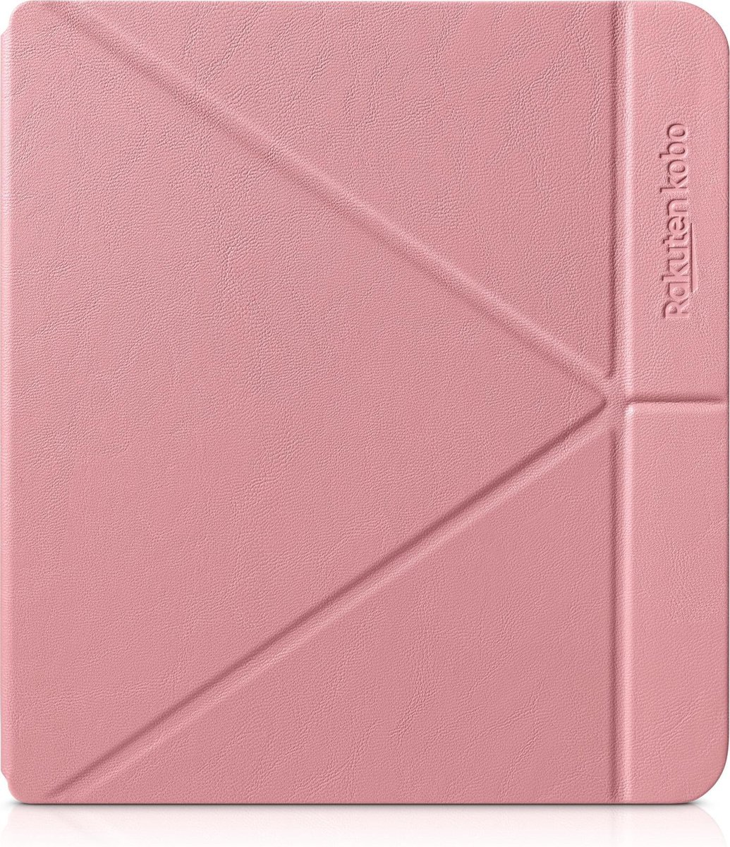 Kobo - Beschermhoes Sleepcover voor Kobo Libra - Roze