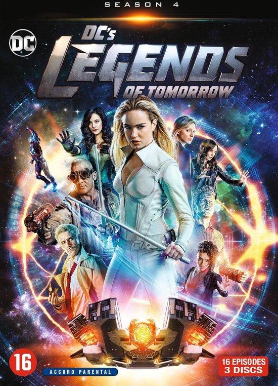 DC's Legends Of Tomorrow - Seizoen 4