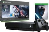 Xbox One X console 1TB + Star Wars Jedi: Fallen Order