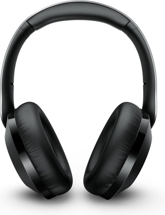 Philips TAPH805BK/00 HI-RES Draadloze Hoofdtelefoon Zwart