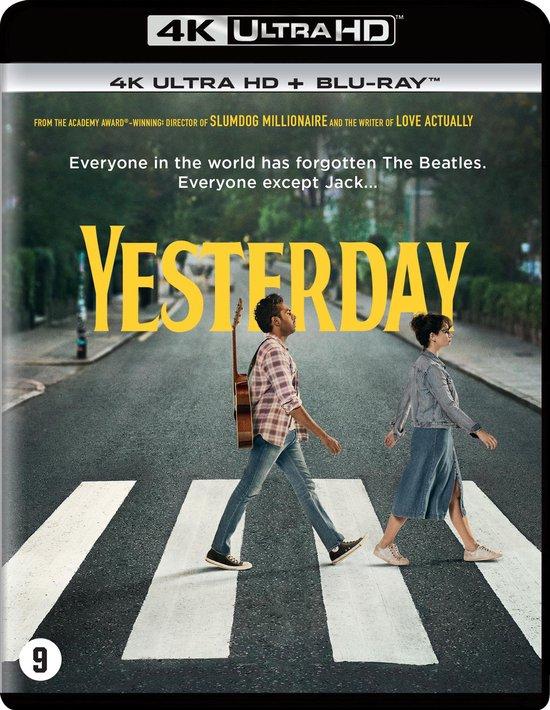 Yesterday (4K Ultra HD Blu-ray)