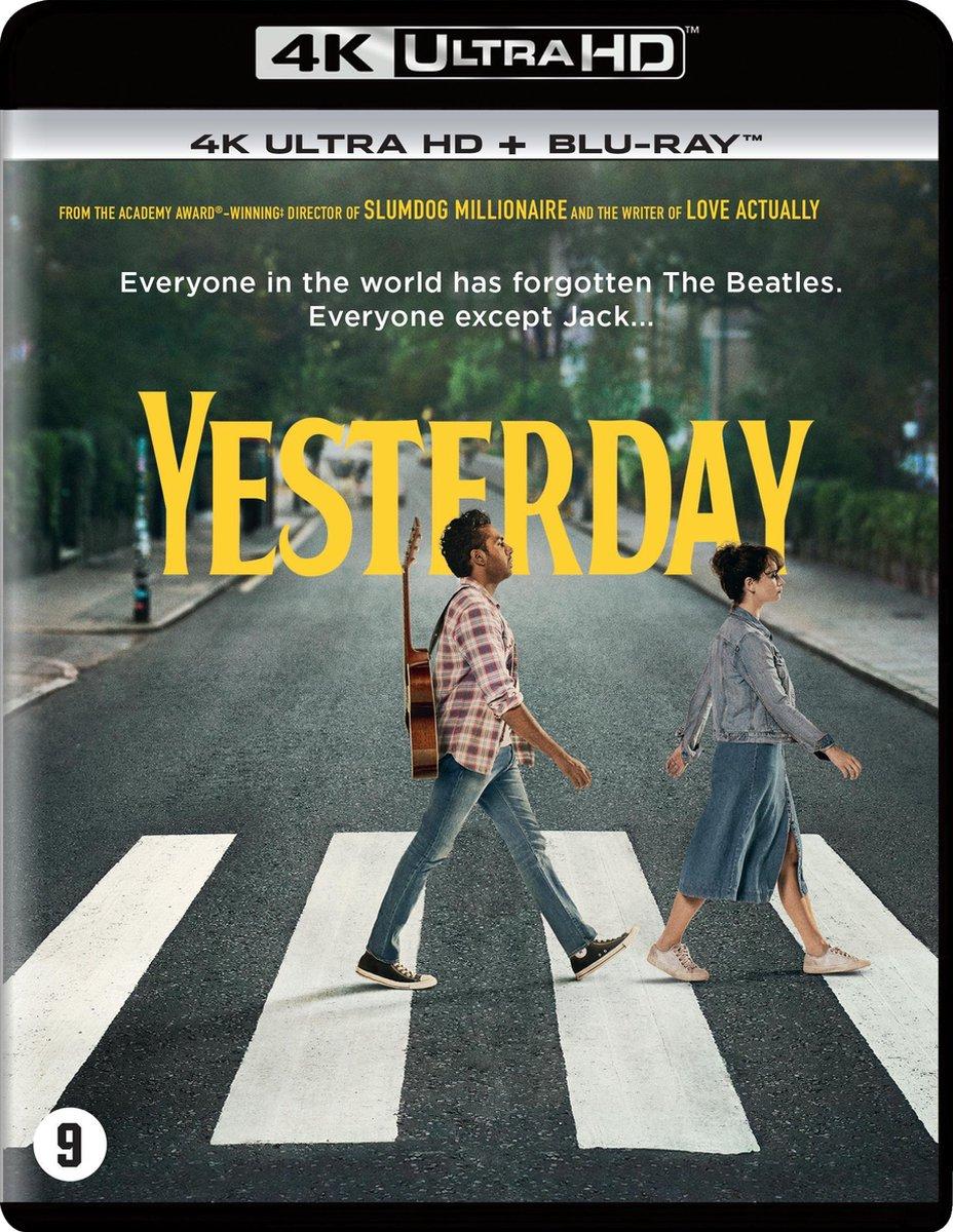 Yesterday (4K Ultra HD Blu-ray)-