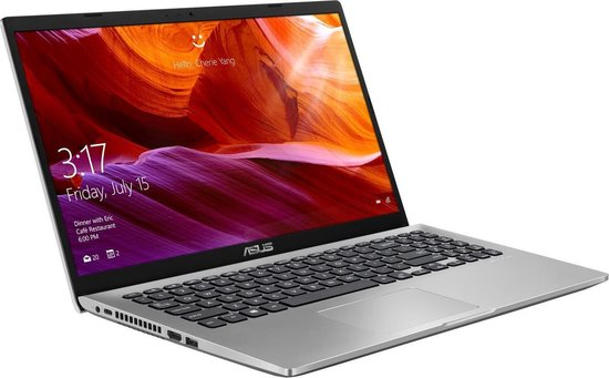 Asus D509BA-EJ052T - Laptop - 15.6 Inch