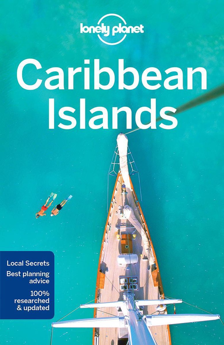 Lonely Planet Caribbean Islands - Lonely Planet