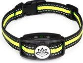Premium Anti Blafband  - Diervriendelijke Opvoedingshalsband Zonder Schok - Trainingshalsband Voor Grote en Kleine Honden - Anti blaf band - Correctie halsband