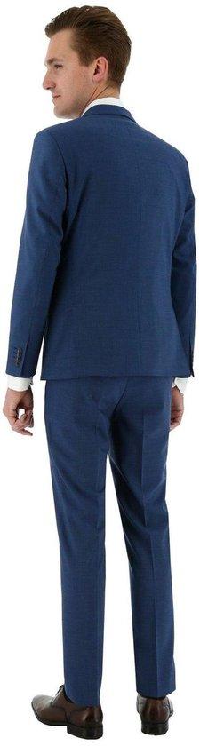 Red 3-delig Kostuum Blauw, Maat 52