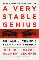 Boek cover A Very Stable Genius van Philip Rucker