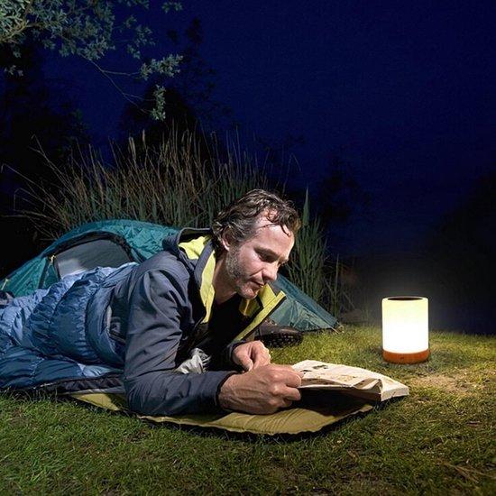 OhmyGoods Touch LED Lamp - 12CM - 6 Kleuren - 3 Standen Warm Wit