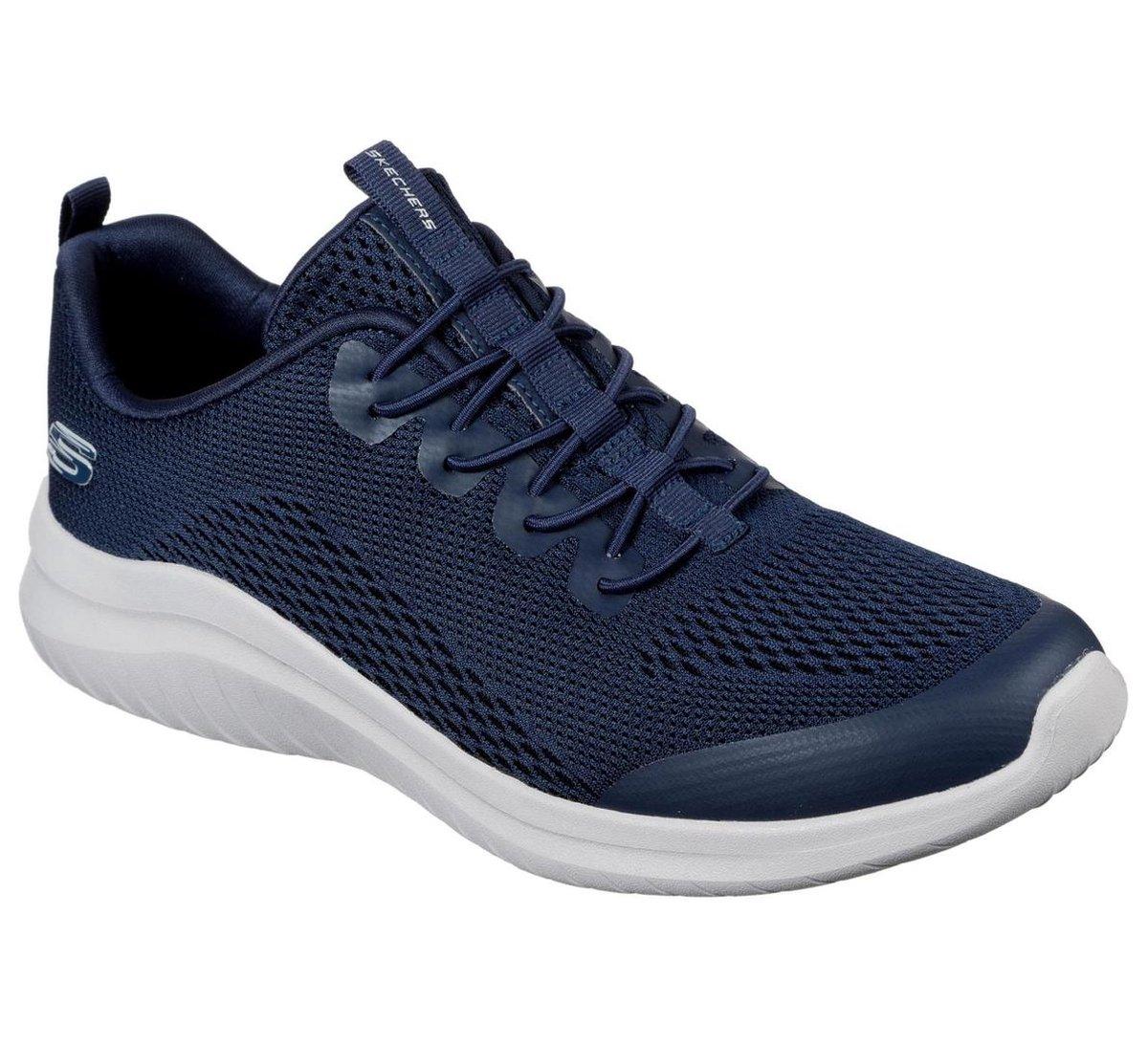 Skechers Elite Flex 2.0 Kelmer Sneakers Maat 46 Mannen navy
