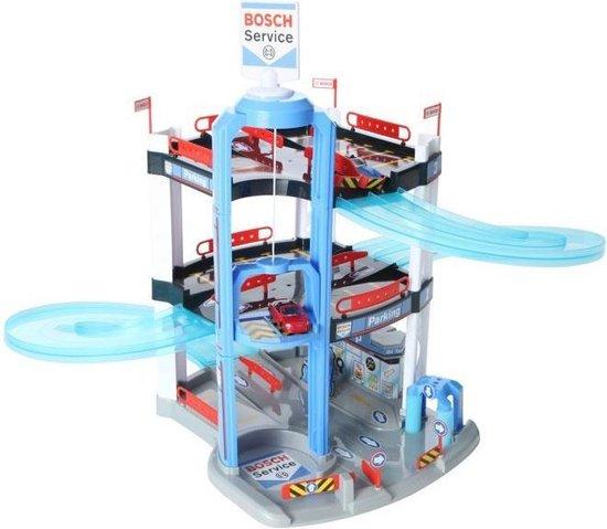 Afbeelding van Bosch Speelgoed Parkeergarage 3 Etages