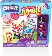Fingerlings  - Jungle - Gym Jumble Spel - Bordspel - 2 tot 4 spelers vanaf 5 jaar - Spellen